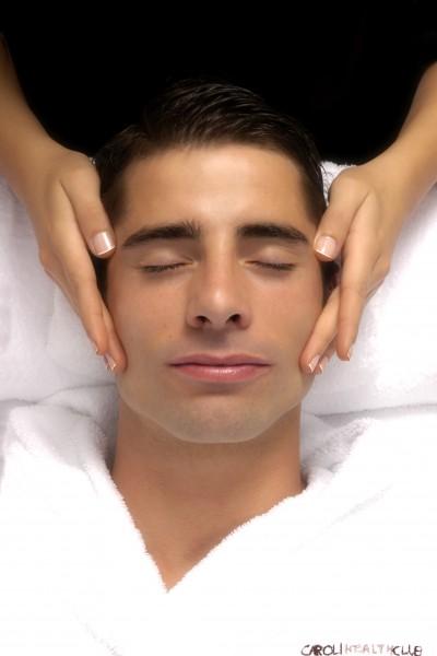 imagen de masaje facial