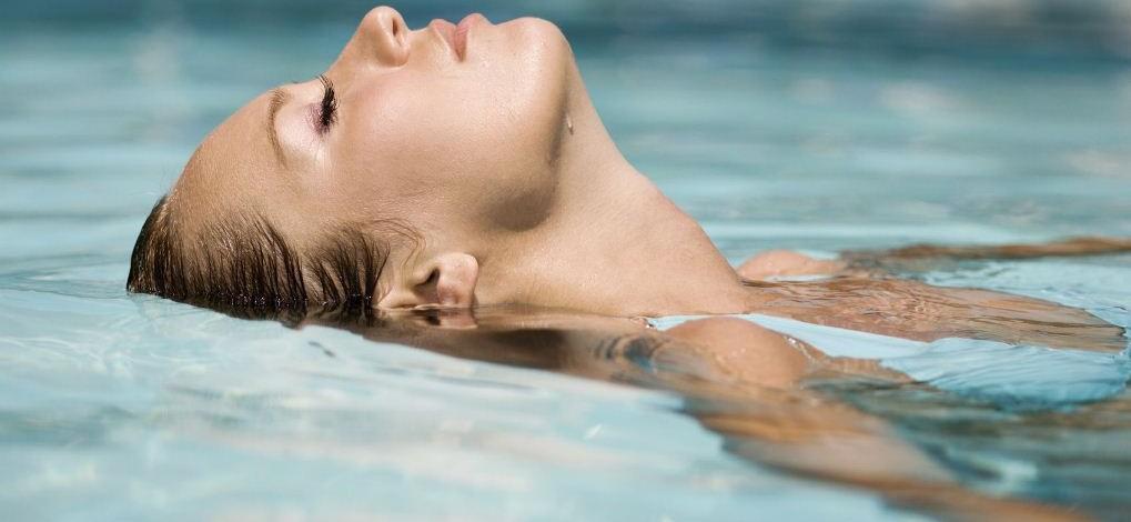 Imagen de Spa en Caroli Health Club. Relax en el agua, balneario, circuito de aguas.