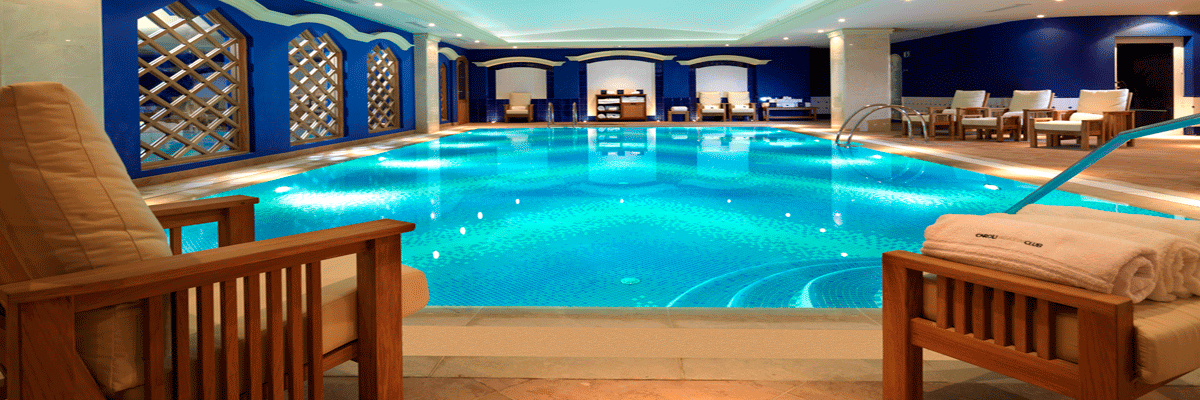 Circuitos spa relax y salud en caroli health club for Piscina climatizada valencia