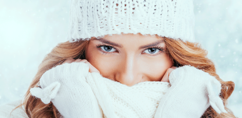 Prepara tu piel y tu cabello para los días en la nieve