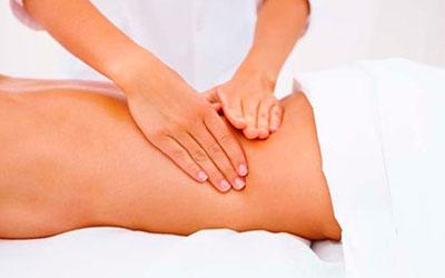 masaje terapeutico madrid