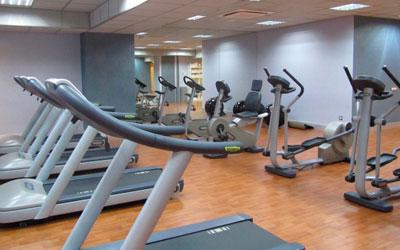 sala de fitness en Madrid Caroli