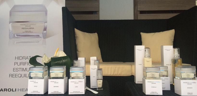 Presentación a los medios del nuevo Caroli Health Club Boutique