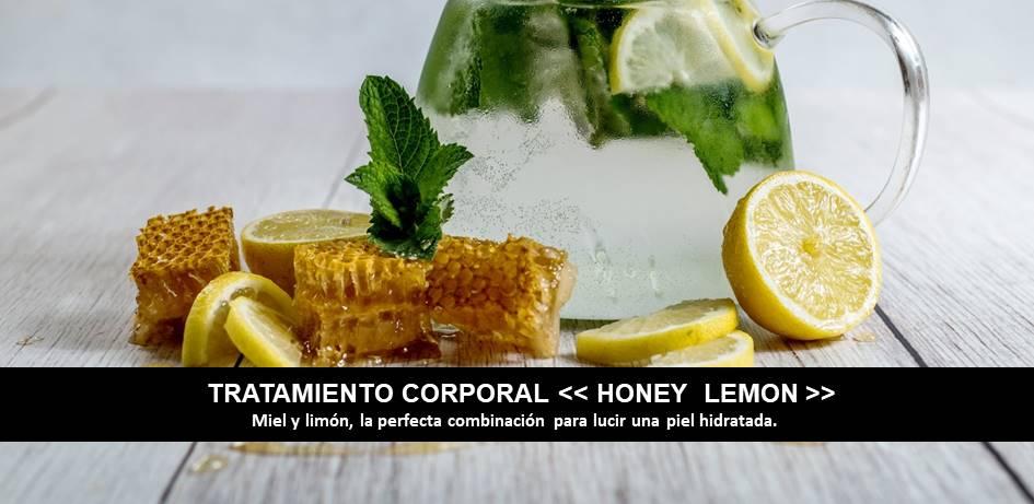 2. miel y limon