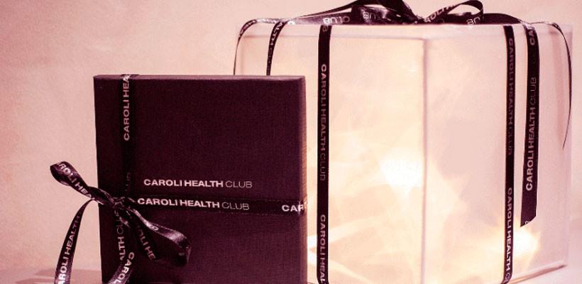 Regala experiencias únicas, regala los Cofres de Caroli Health Club
