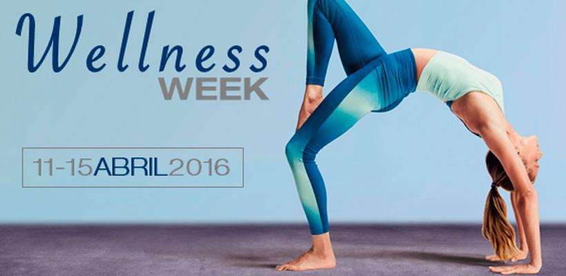Wellness Week: ven y descubre cómo lograr el bienestar total