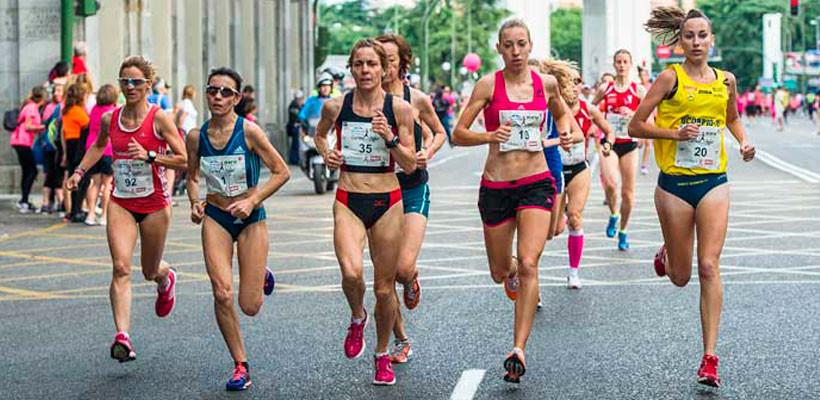 Participa en el Medio Maratón de la Mujer con los Centros Caroli