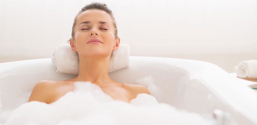 Descubre Bubble Bath, la nueva experiencia multisensorial de Caroli Health Club