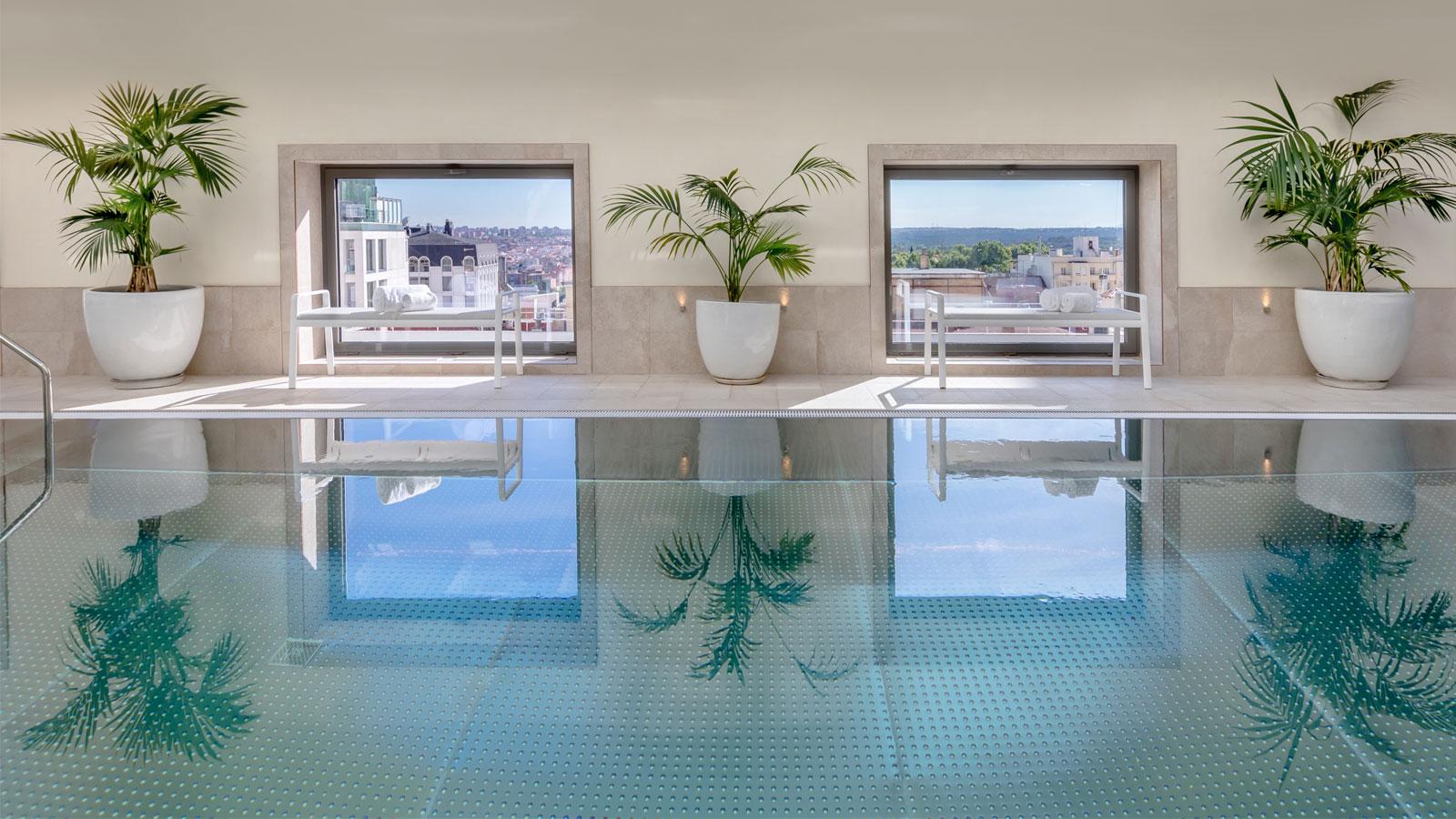 Hotel Barceló Torre de Madrid